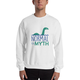 Normal is a Myth (Loch Ness Monster) Sweatshirt