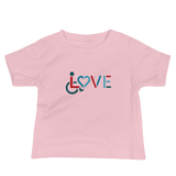 LOVE (for the Special Needs Community) Shirt (Baby Boy's/Unisex)