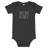 This Guy is Able (Baby Boy's Onesie)