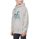 Normal is a Myth (Loch Ness Monster) Kid's Hoodie