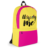 Uniquely Me (Backpack)
