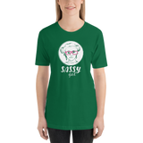 Sassy Girl (Esperanza - Raising Dion) Unisex Dark Color Shirts - Design 02