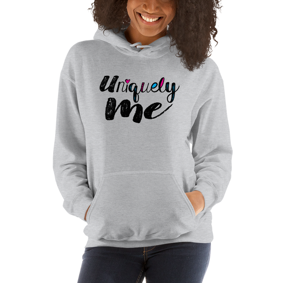 hoodie Uniquely me Raising Dion Esperanza Netflix Sammi Haney unique different one of a kind be yourself acceptance diversity individual