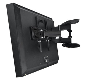 Full motion wall mount for your outdoor TV cabinet