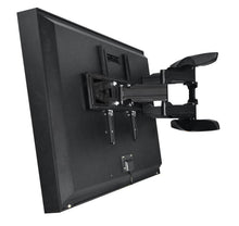 Load image into Gallery viewer, Full motion wall mount for your outdoor TV cabinet