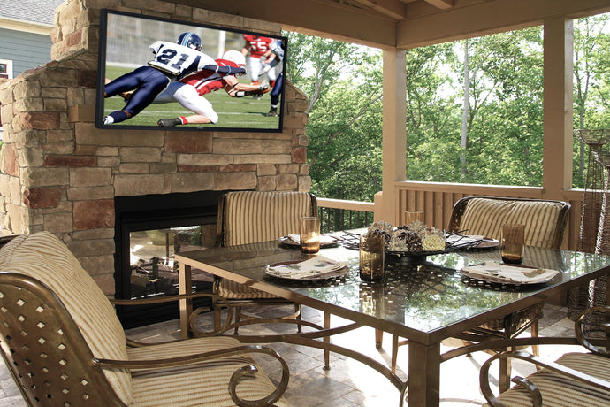 APOLLO OUTDOOR TV ENCLOSURE - fits most TV's 50