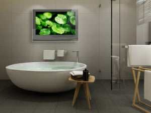 KONTECH STEAMPROOF BATHROOM TV 18.5""