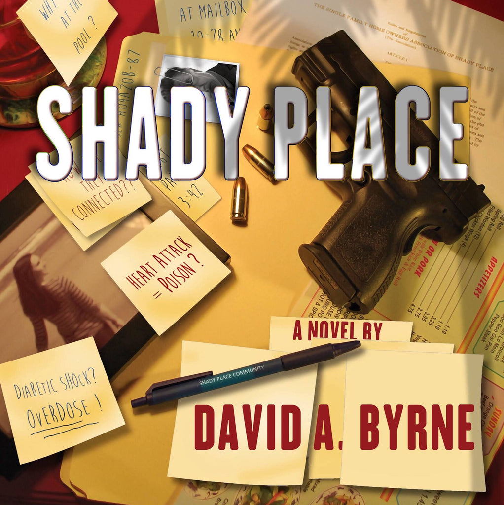 Update: Shady Place the Audiobook...It's coming very very soon