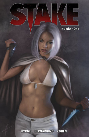 Stake #1 Women of Comics Exclusive Cover Collection - Carla Cohen