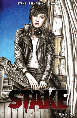 Stake #1 Women of Comics Exclusive Cover Collection - Tiffany Groves