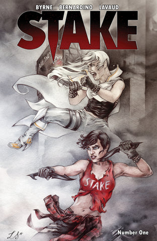 Stake #1 Women of Comics Exclusive Cover Collection - Stephanie Lavaud