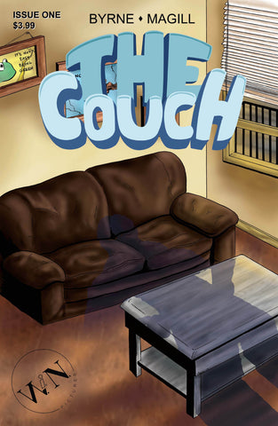 The Couch #1 - Digital/Digital Deluxe