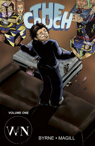 The Couch Vol 1 Trade Paperback
