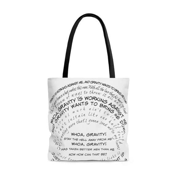 Tote- Music Lyrics Totes - BeTheLightCo
