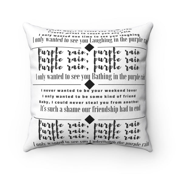Accent Pillow- Classic Bold Print - BeTheLightCo