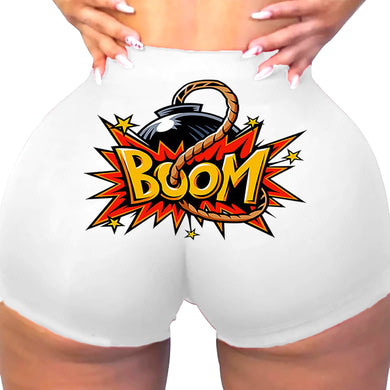 Boom Snack Shorts