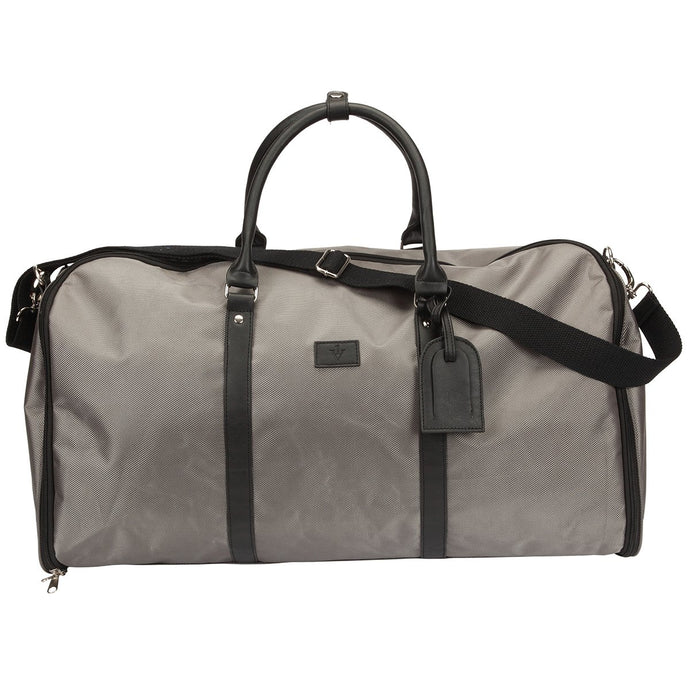 The Weekender Garment Bag with 10,000mAh Power Bank  Built-in