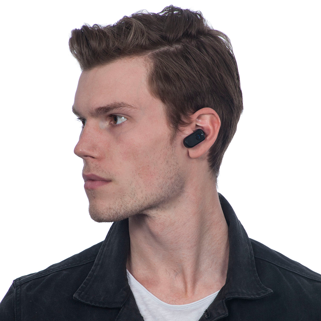1 Voice Car Charger Ear Piece