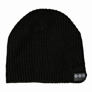 Solid Knit Bluetooth Beanie