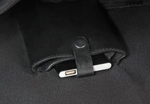 Load image into Gallery viewer, The Alley Messenger Bag with 10,000mAh Power Bank  Built-in