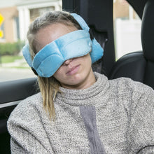 Load image into Gallery viewer, Eye Mask Neck Pillow