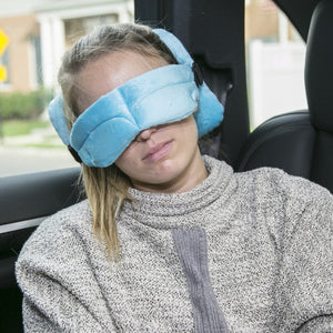 Eye Mask Neck Pillow