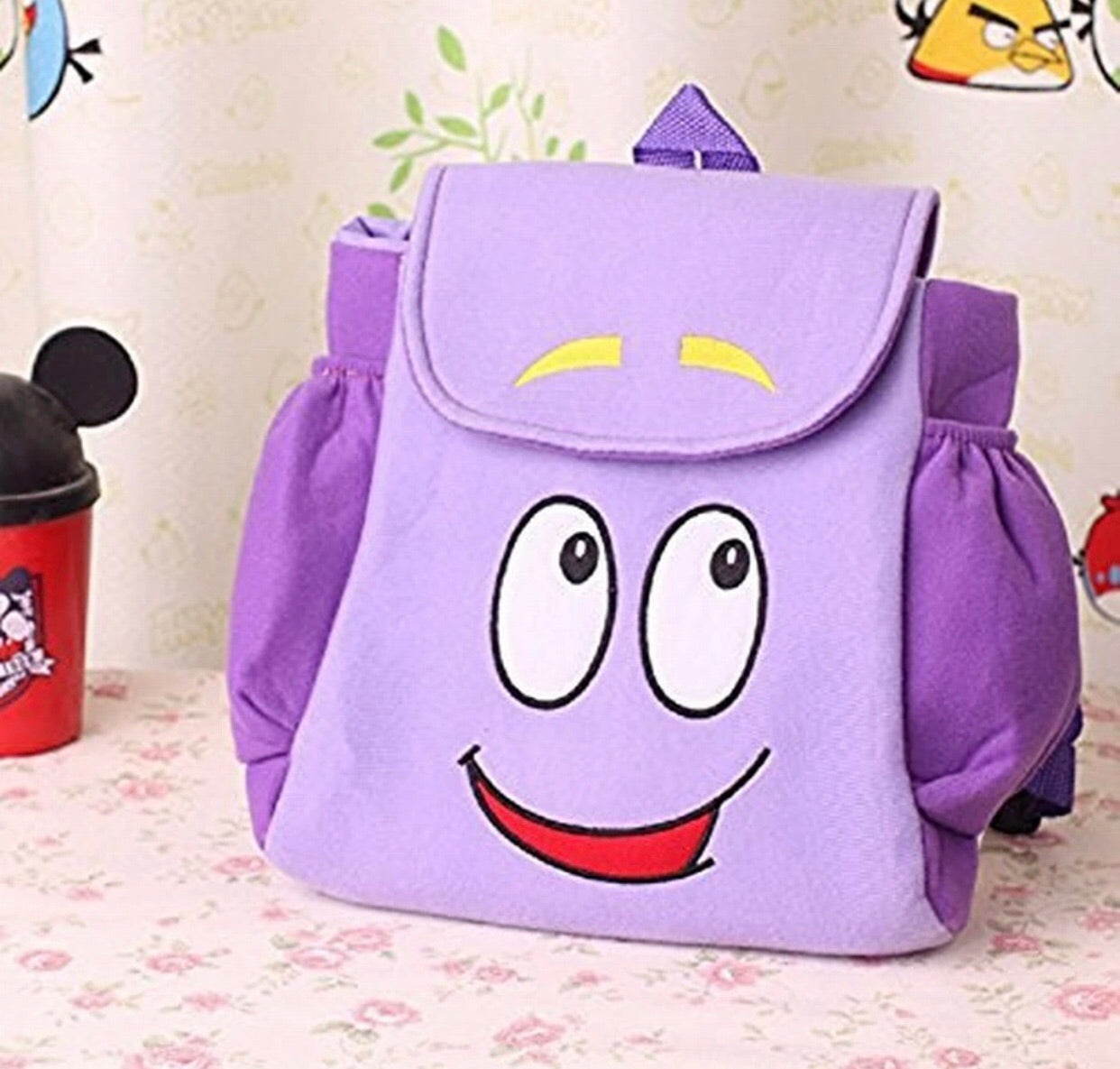 Dora's Backpack with map – O' So Chic on