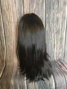"18"" Dahlia Full Wig Layered in Small"