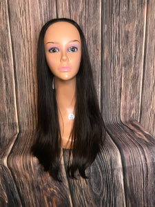 "25"" Dahlia Band fall Layered wig in Medium"