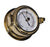 Schatz Success barometer, brass 115 Ø