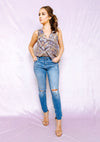 unpublished denim skinny