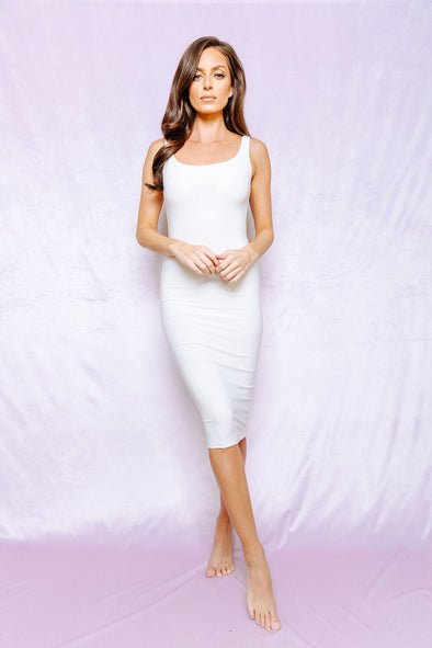 Top selling white dress