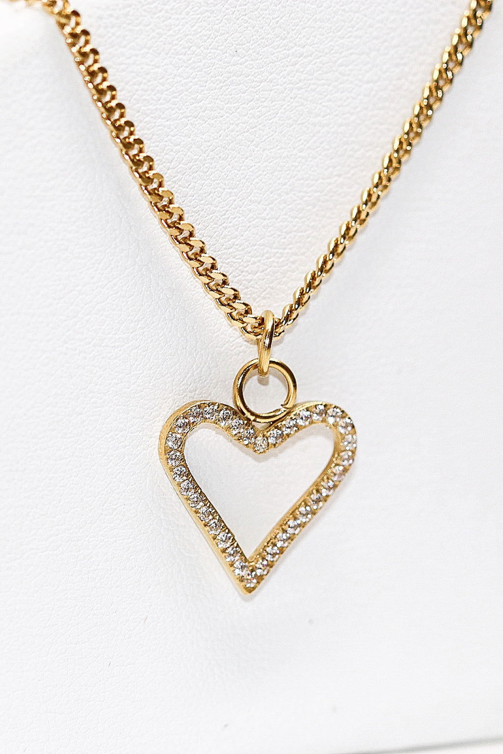 VALENTINES CHAIN ♡ - Taimana Boutique