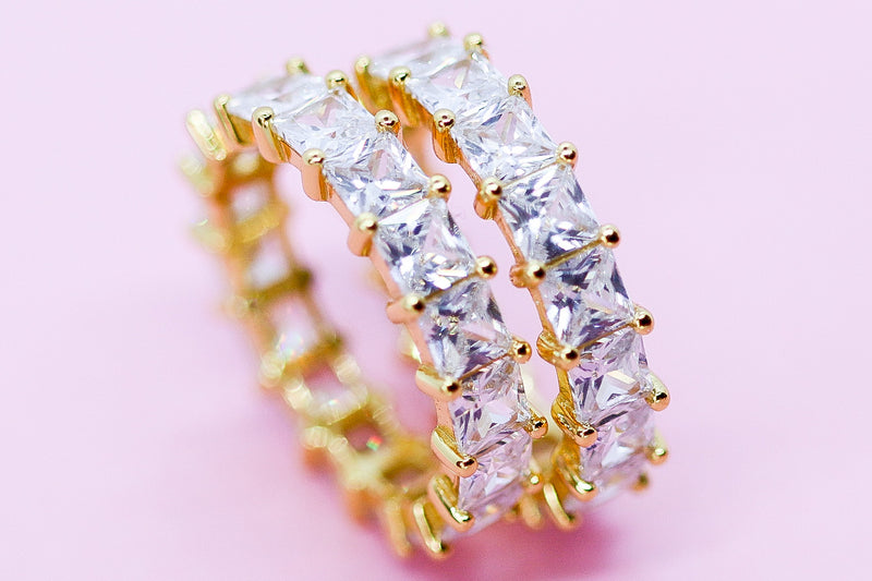SQUARE BLING BAND - Taimana Boutique