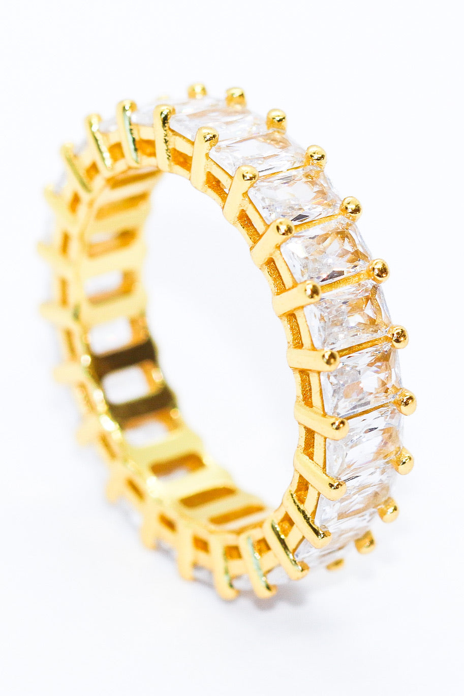 RECTANGLE BLING BAND - Taimana Boutique