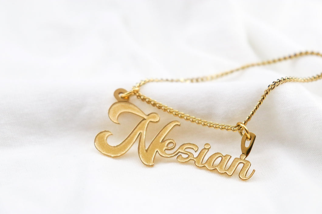NESIAN 2 CHAIN - Taimana Boutique