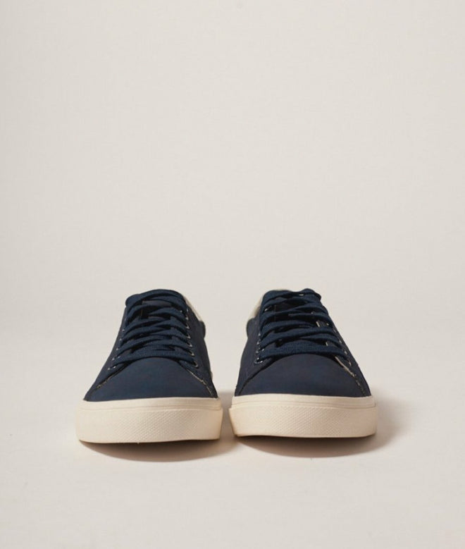 Low Classic VEGAN Suede Dark NAVY