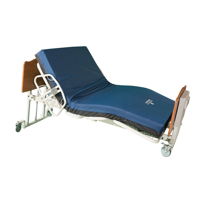 Med-Mizer Comfort Wide Low Hospital Bed Set