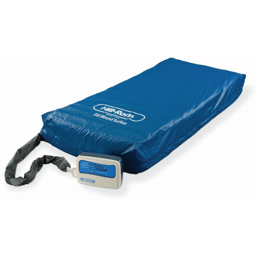 Hill-Rom 310 Wound Alternating Pressure / Low Air Loss Mattress with nano Ag+ Cover