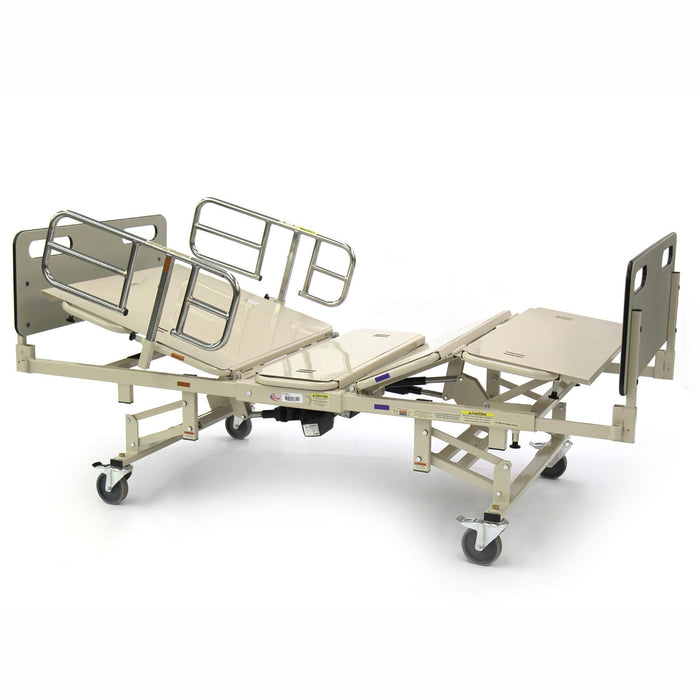 Invacare 750 Bariatric Hospital Bed Set