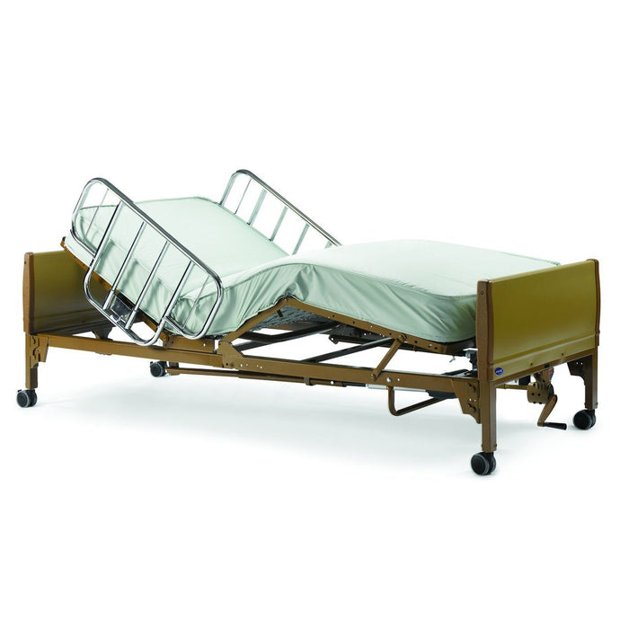Invacare Semi Electric Hospital Bed Set