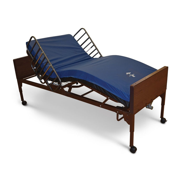 Medline Full Electric Hospital Bed Set