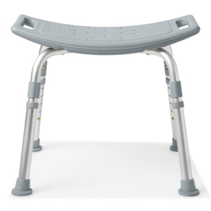 Medline Aluminum Bath Bench without Back