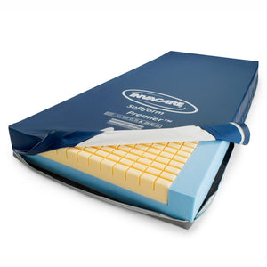 Invacare Softform Premier Mattress - Express Hospital Beds