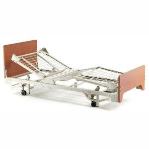 Invacare 820 DLX Hospital Bed Set - Express Hospital Beds