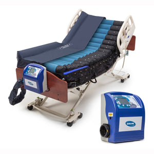 Invacare MicroAIR MA1000 Alternating Pressure / True Low Air Loss Mattress - Express Hospital Beds