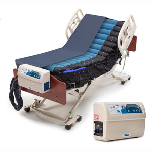 Invacare MicroAIR MA800 Alternating Pressure / True Low Air Loss Mattress - Express Hospital Beds