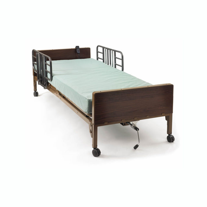 Medline Semi Electric Hospital Bed Set