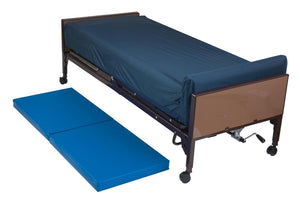 Medline Folding Fall Mat - Express Hospital Beds