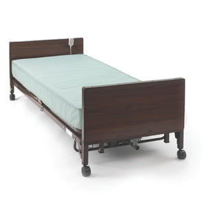 Medline Low Hospital Bed Set - Express Hospital Beds